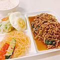 台中平價泰式料理|金泰子泰式料理。菜單。價位