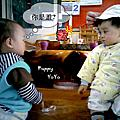 1Y2M>>>小侑Baby趣味生活
