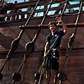 西班牙古戰船---帥哥篇