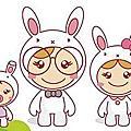 咪兔全家福