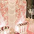 【婚禮佈置】輕浪漫花園婚禮