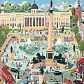 London-Trafalgar Square