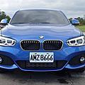 道路駕駛新車2015年10月添購全新BMW 125i M Sport頂級教練車