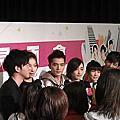 〈小資女孩向前衝〉台北粉絲見面會。2011
