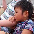提米一家北上 二度遊六福村100.07.09