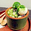 [高雄]三星園/上林茶屋/抹茶霜淇淋