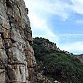 2015年3月龍洞攀岩