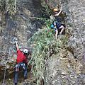 2015年5月關子嶺攀岩