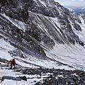 2014年2月四川雪寶鼎攀登