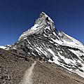 瑞士  馬特洪峰   Matterhorn's first climb