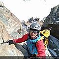 攀登瑞士「Pollux」,海拔高度4092米