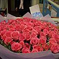 2005威利送生日禮物111朵玫瑰