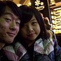 2007/12/23*外出恩愛照*
