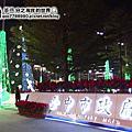 20151214台中市政府聖誕樹