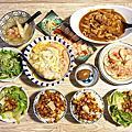 初禾什錦麵/滷肉飯