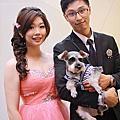 [台北新秘小真] 儀 徐州路二號結婚宴客