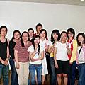 2007年5月7日屏東縣畢業天使志工聚餐