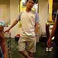 2007年7月12日屏東四劍客最後聚餐之新寶樓