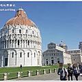 義大利奇蹟廣場(比薩斜塔)