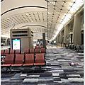 香港機場  出境