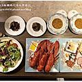 軍品酒店  龍蝦餐