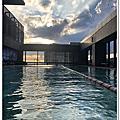 台北萬豪酒店-泳池&早餐