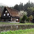 2009-4月-日本黑部立山與合掌村之旅(下)