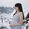 日本雪地婚紗❤