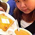 香港遊-第四天-源記早餐+珍妮曲奇餅乾+蘭芳園