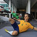 2014FIFA世界足球巨星在香港~~