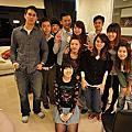 2011-12-10 [台北] 聖誕節未滿的粉紅色亂鬥Party