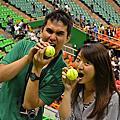 2011-09-22 & 10-01 莎娃 & 納達爾 網球賽