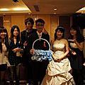2011-05-15 [台北] 好同事守謙在台北僑園的甜蜜蜜婚禮