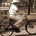 阿公的腳踏車