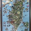 500P台灣MAP
