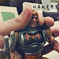 太空超人系列(第二彈)-骷髏王與太空超人