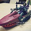 太空超人_HE-MAN_骷髏王載具_鯊魚戰車(Land Shark)