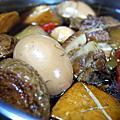 【電鍋料理】家常菜~蜂蜜滷肉