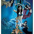 2011 蝶舞.小美人魚舞劇,視覺設計