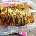 2010/11/8 一中街小吃-烏賊燒