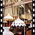 北歐陶瓷燈