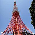 2014 June 14 築地市場、東京鐵塔、表參道、六本木森大樓夜景