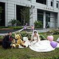20101010中華電信集團結婚