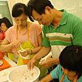 2013/07/07 南崁親子DIY-小黑老師