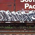 電車塗鴉*2