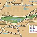 北投溫泉地圖