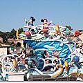 [2014東京慶生親子遊]充滿異國風味的Disneysea~看來自七海港的佳節祝福派對