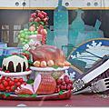 [2014東京慶生親子遊]Disneysea~小妞喜歡的開筵宴客聖誕美食表演~