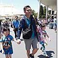 [2015夏.東京親子遊] 讓小妞連眼睛都會笑的Disneyland~一個人的夢想魔法長青~