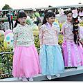 [2015夏.東京親子遊] 小妞很期待的神仙教母美容院公主變裝體驗